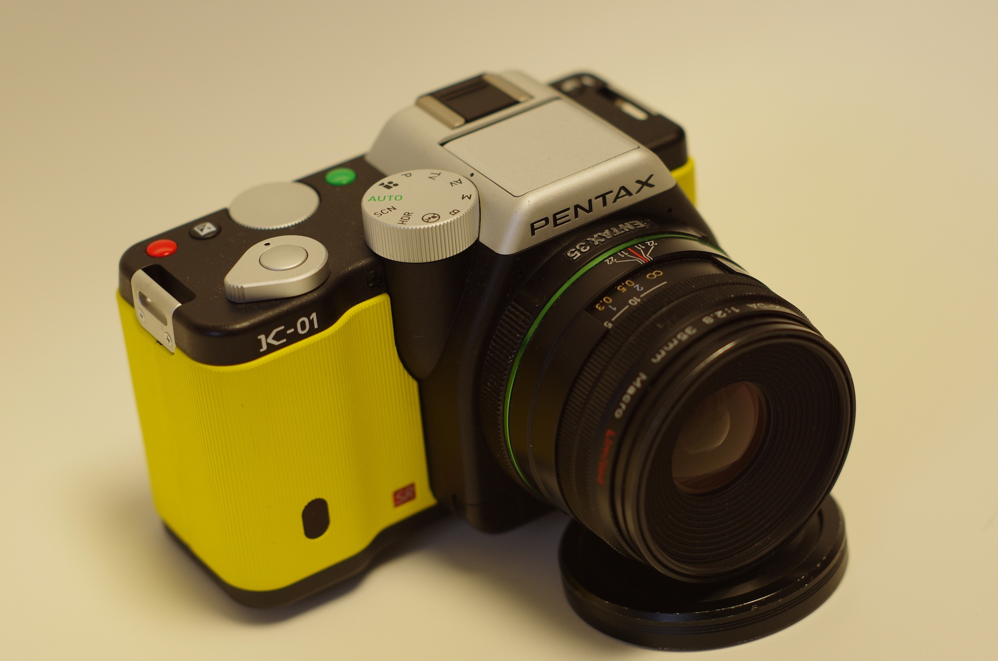 PENTAX K-5 SMC TAKUMAR 55mm f1.8 ISO400 1/30